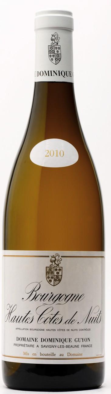 Guyon - Bourgogne Haut Cote de Nuits blanc 2013