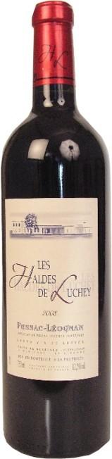 Pessac Leognan - Les Haldes de Luchey 2007/10