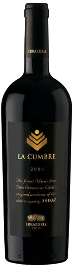 La Cumbre - Errazuriz Ikony 2008