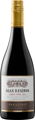 Pinot Noir - Errazuriz Max Reserva 2014/15