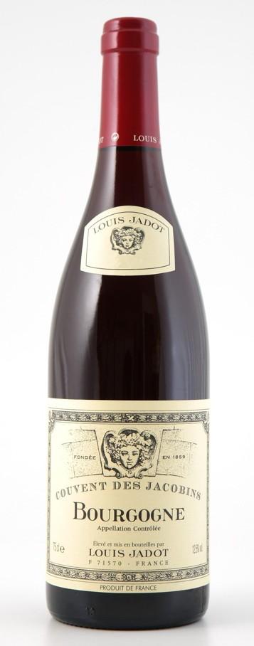 "Bourgogne Pinot Noir ""Jacobins"" - Louis Jadot"