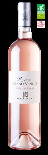 Côtes du Rhône rosé - Réserve Grand Veneur
