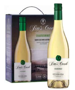 Chardonnay Jim´s Creek - Bag in Box 3L