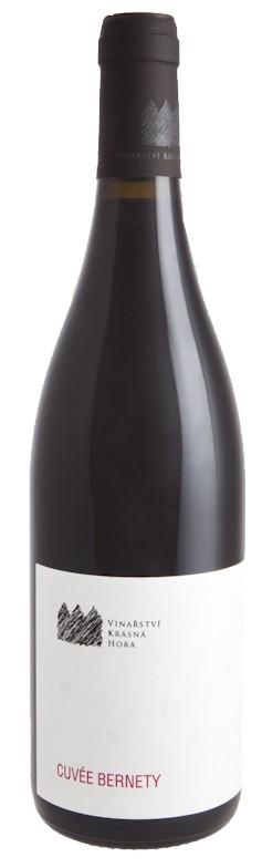 Krásná Hora - cuvée Bernety 2015
