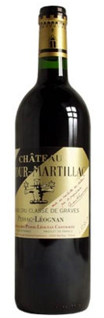 Pessac Leognan - Château Latour Martillac rouge 2001