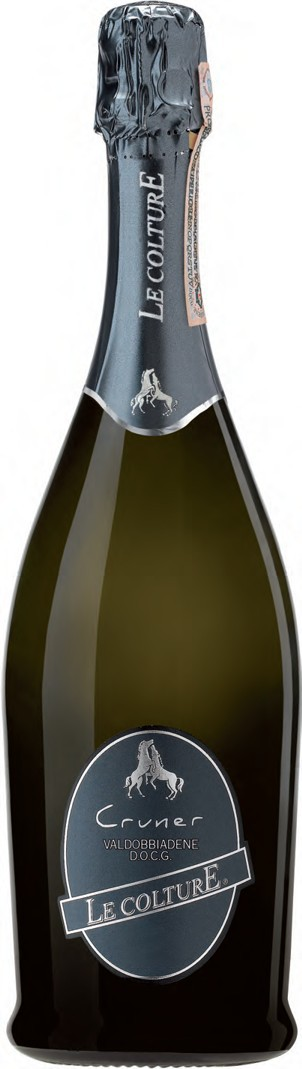 Prosecco DOCG Le Colture CRUNER dry