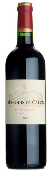 Saint Estephe - Marquis de Calon 2006