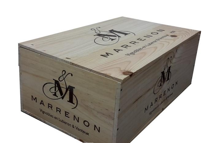 Sada 12 vín - Grand Marrenon Luberon