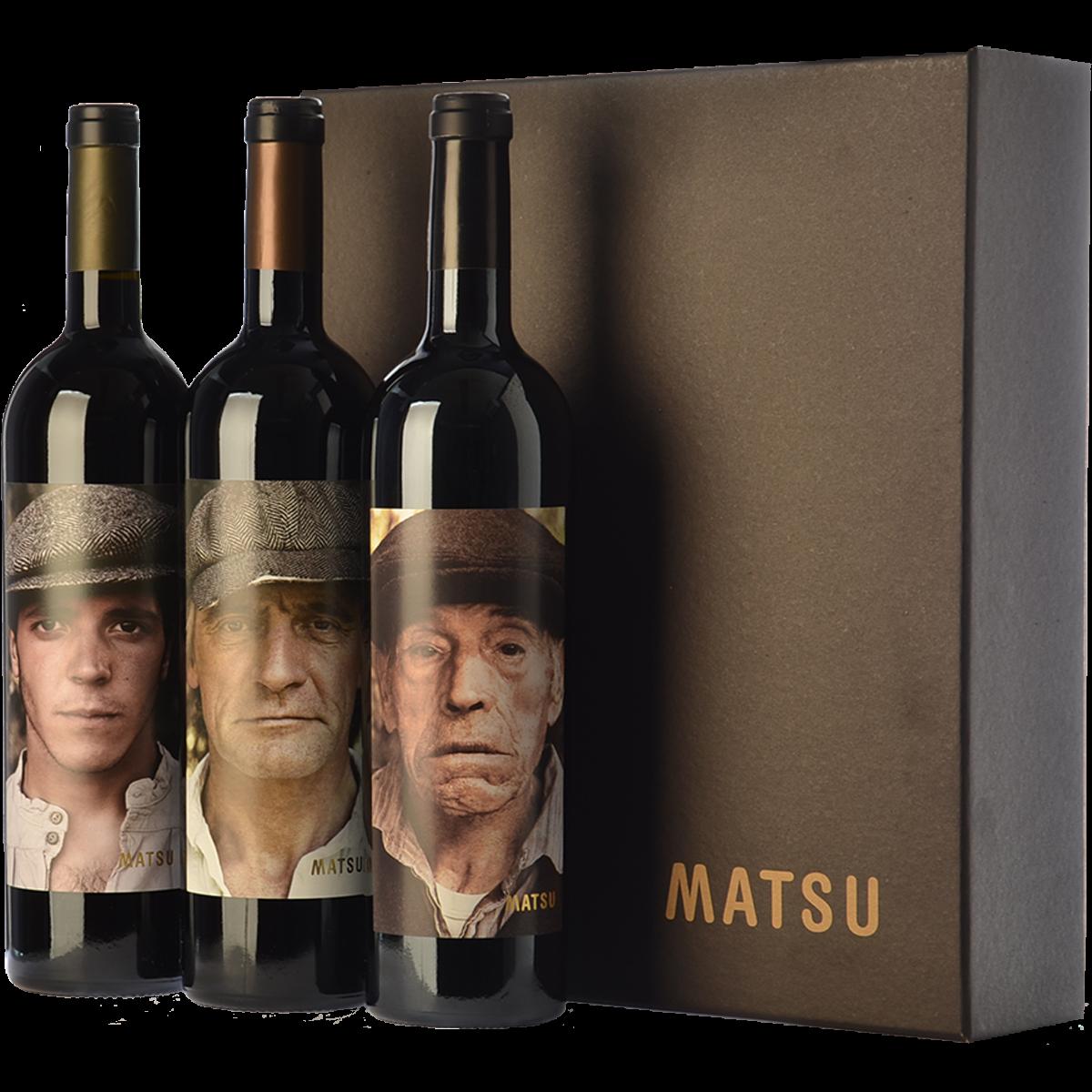 Matsu gift box