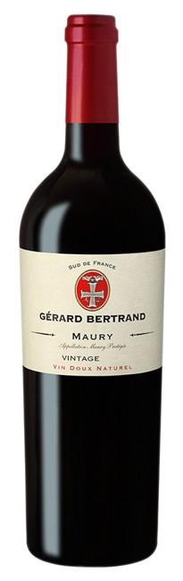 Gerard Bertrand - Maury 2010