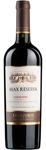 Carmenere - Errazuriz Max Reserva 2016