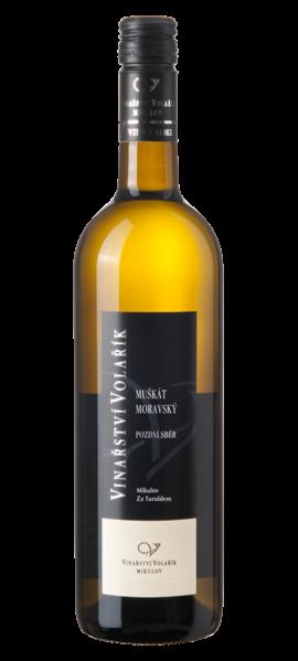 Vinařství Volařík Muškát Moravský