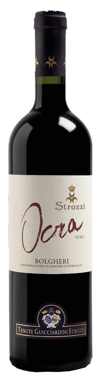 Bolgheri - Guicciardini Strozzi - Ocra 2014