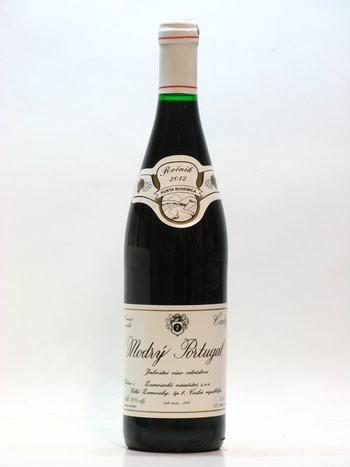 Žernosecké vinařství - Modrý portugal