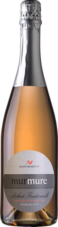 Nové Vinařství - Murmure brut - Frankovka rosé