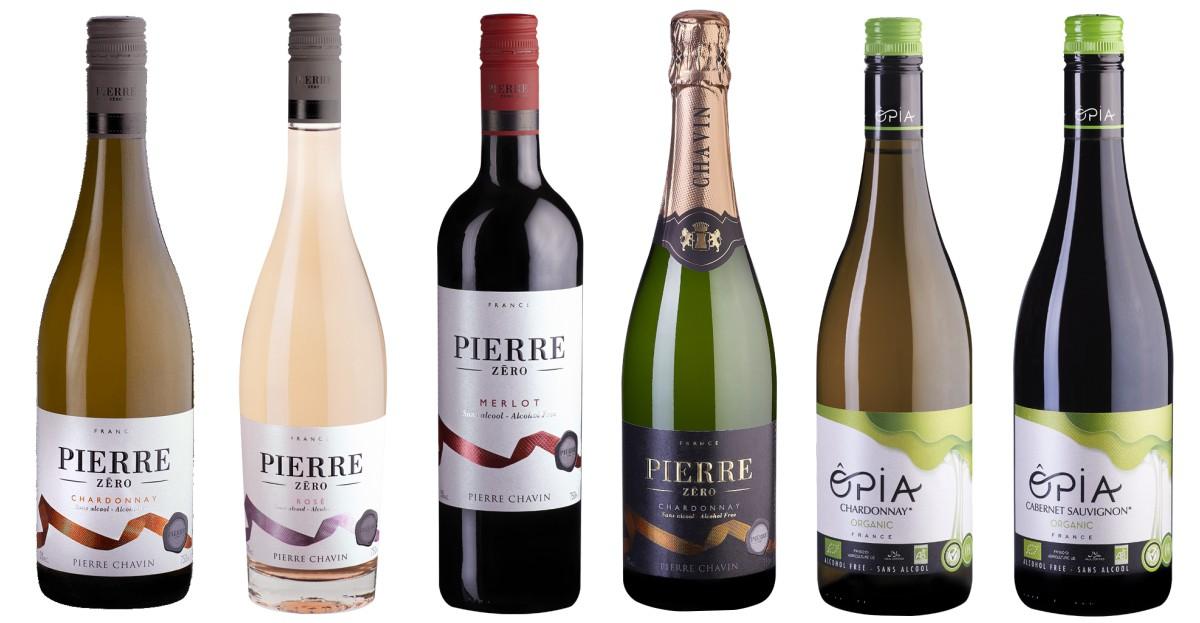 Nealko sada vín Pierre Chavin a Opia