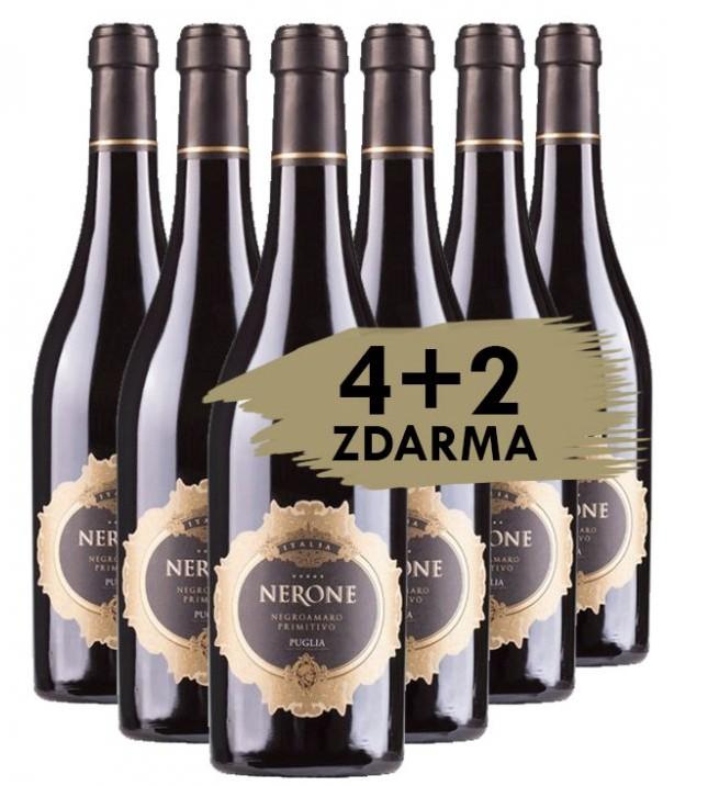 4+2 Primitivo Negroamaro Nerone