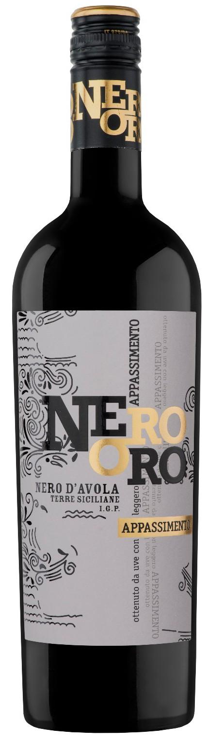 Nero Oro Nero d´Avola