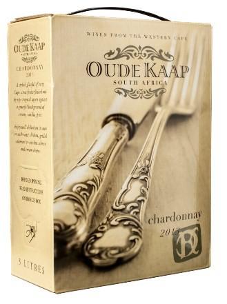 Oude Kaap - Bag-in-Box 3L Chardonnay