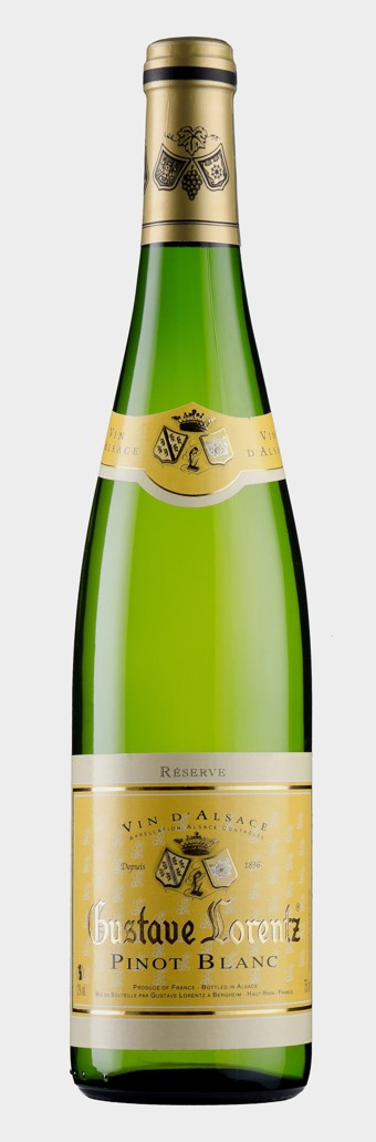 Pinot Blanc Réserve - Gustave Lorentz