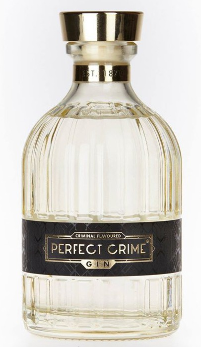 Perfect Crime Ultra Premium Gin