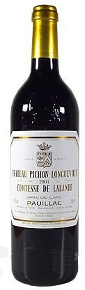 Pauillac -  Chateau Pichon Longueville Lalande grand cru classé 2011