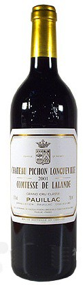 Pauillac - Chateau Pichon Longueville Lalande grand cru classe