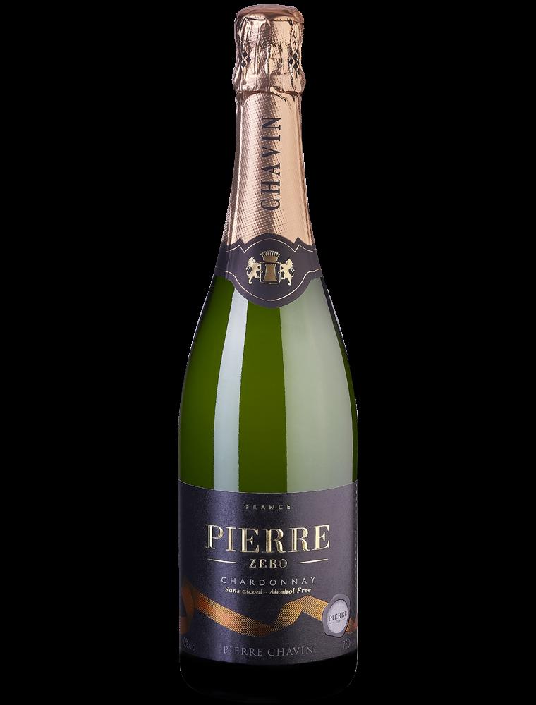 Pierre Zero sekt nealkoholický 0% Chardonnay