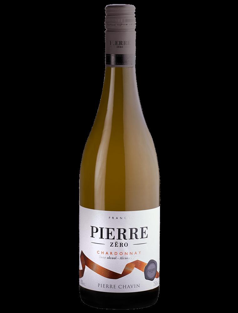 Pierre Zero sekt nealkoholické víno 0% Chardonnay
