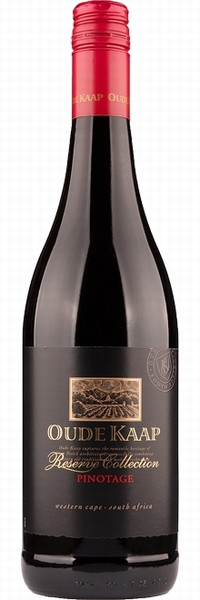 Oude Kaap - Pinotage reserve 2016