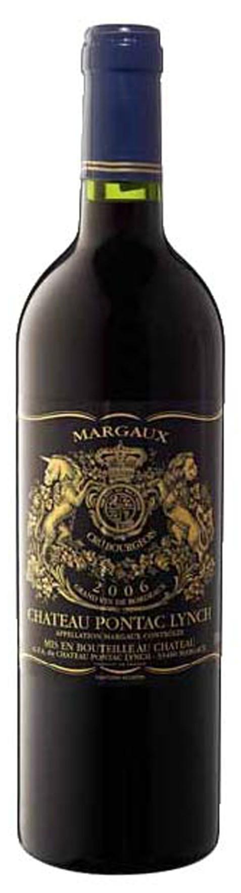 Margaux - Pontac Lynch 2015 cru bourgeois