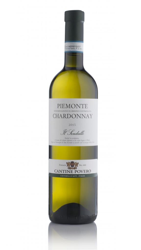 Chardonnay Piemonte Cantina Povero