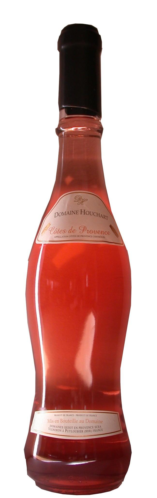 Côtes de Provence rosé 2014 1,5L - Domaine Houchart