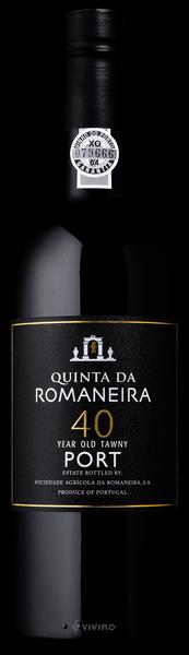 Romaneira - Port Fine Tawny 40let