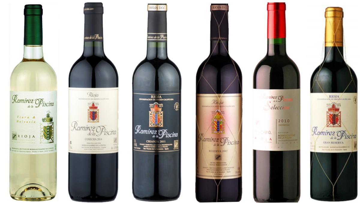Rioja Bodegas Ramirez de la Piscina