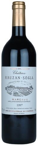Margaux - Chateau Rauzan Segla  Grand cru classé 2007
