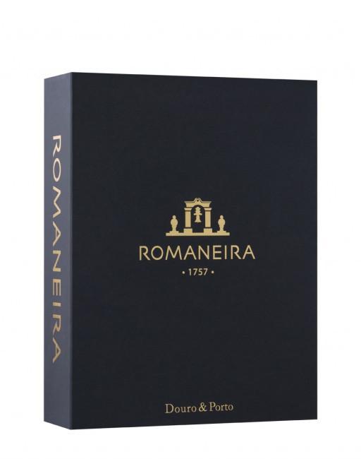 Quinta Romaneira sada 3 portských vín