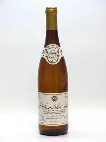 Rulandské šedé Žernosecké vinařství