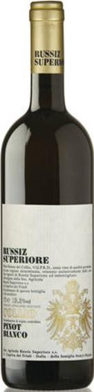 Pinot Bianco Russiz superiore