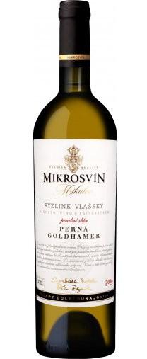 Mikrosvín - Traditional Line - Ryzlink vlašský Goldhammer