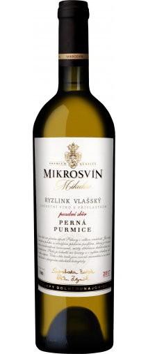 Mikrosvín - Traditional Line - Ryzlink vlašský Purmice