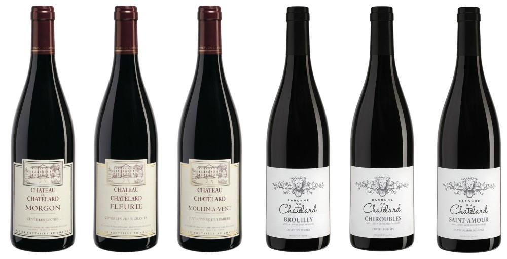 Sada 6 vín - To nejlepší z Beaujolais