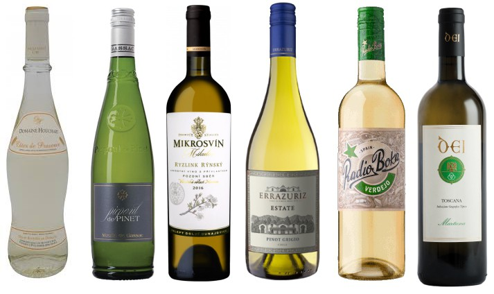 Letní sada vín