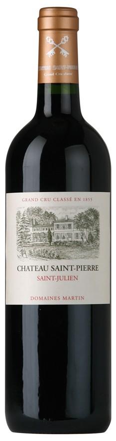 Saint Julien - Château SAINT PIERRE 2015 Grand cru classé