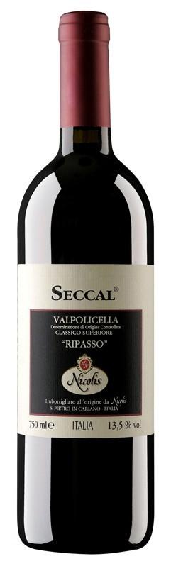 Valpolicella Classico Superiore Ripasso Seccal -