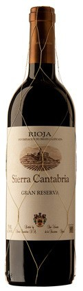 Sierra Cantabria - Rioja Gran Reserva