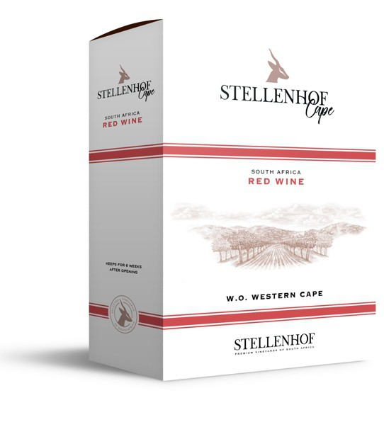 Stellenhof Red - Bag in Box 3L