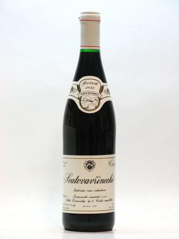 Žernosecké vinařství - Svatovavřinecké