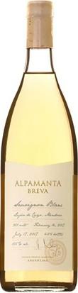 Sauvignon blanc Breva Alpamanta