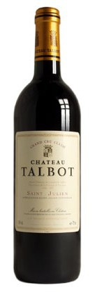 Saint Julien - Château TALBOT 2010 Grand cru classé